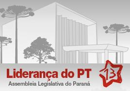 Liderança do PT - Assembléia Legislativa do Paraná
